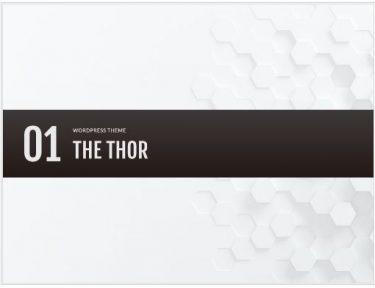 THE THOR(ザ・トール):テーマのインストール方法